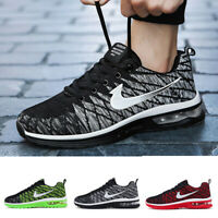 Mens Women Outdoor Sports Shoes Running Trainers Gym Breathable Sneakers Casual