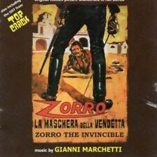 Gianni Marchetti: Zorro La Maschera Della Vendetta/Top Crack (New/Sealed CD)