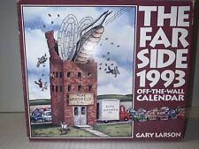 THE FAR SIDE 1993 - GARY LARSON Desk Calendar OFF-THE-WALL Good for 2021