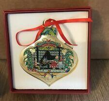 Club 33 Disneyland Limited Edition 2019 Christmas/ Holiday Ornament
