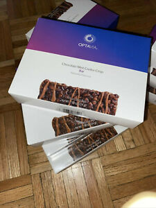 Optavia Chocolate Mint Cookie Crisp - 4 Box Combo