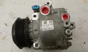 2013-2019 Buick Encore Air Conditioning A/C AC Compressor