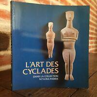 ARTE Delle Cyclades All'Interno Di Collezione Goulandris Meeting Museo Con 1984