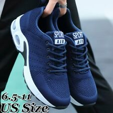 Men's Sneakers Air Cushion Athletic Sports Casual Running Jogging Tennis Shoes