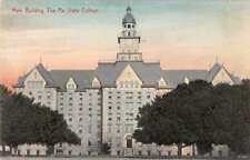 State College Pennsylvania Main Building Antique Postcard J72517