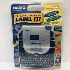 Casio Label It KL-780-L EZ Label Printer