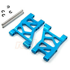 3Racing Aluminum Rear Suspension Arms Blue Tamiya DF-03RA RC Cars #DF03RA-05/LB