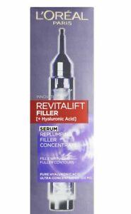 L'oreal Revitalift Filler Hyaluronic Acid Replumping Serum 16ml