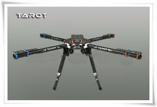 Tarot Iron Man 650 Folding Quad Carbon Fiber Frame FY650 TL65B01 Track Shipping