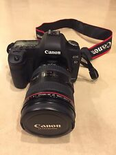Canon EOS 5D Mark II EF 24-105 L IS USM Kit Digital Camera Barely Used Like New