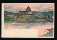 Italy VENICE VENEZIA San Giorgio in Braida c1902 u/b PPC