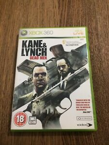 Kane And Lynch Dead Men Xbox 360