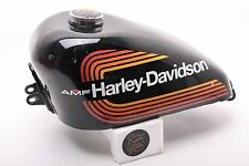 76XLBRWN 1976 Harley AMF Ironhead Sportster Peanut Gas Tank DECALS XLH XLCH 1000