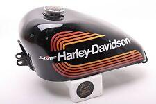 76XLBRWN 1976 AMF Harley-Davidson Sportster Peanut Gas Fuel Tank DECALS Ironhead