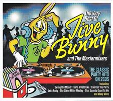 JIVE BUNNY & THE MASTERMIXERS - THE VERY BEST OF (NEW SEALED 2CD)