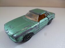 Mercedes Benz 500SL - Mint Green - Corgi - GT Britain