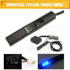 Turbo Timer Blue LED Disply Control for Universal Digital Auto Car Black Control