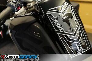 BMW R1200GS Adventure 2017 2018 Triple Black GSA Motorcycle Tank Pad Protector