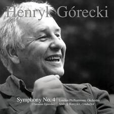 Henryk Gorecki - Sinfonie 4 op.85 (Tansman Episodes)  CD  NEU  (2016)