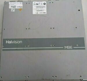 Haivision MB6 6 Blade F-MB6B-RAC
