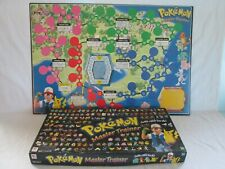 1998 Pokemon Master Trainer Board Game BOARD & BOX Only- (Parts) Used!