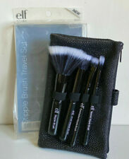 EYES LIPS FACE E.L.F. ELF STUDIO STIPPLE BRUSH BLUSH EYESHADOW 4-PC TRAVEL SET