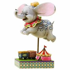 Disney Traditions Faith in Flight Dumbo Resin Figurine Gift Box