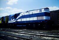 Lot of 3 Long Island Railroad Slides 1970's LIRR 223 224