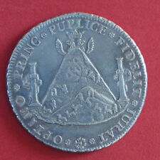 Bolivien_1808 _8 Reales  Silber Ag  Proclamation Medal Potosi Mint Ferdinand VII