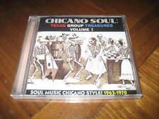 Chicano Soul Texas Group Treasures CD Oldies - Volumes Skytones Los Rondels
