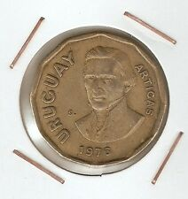 Uruguay: 1 Nuevo Peso 1976 So VF+