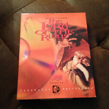 J.R.R. Tolkien's The Lord of the Rings Interplay CD-ROM (PC, 1993)