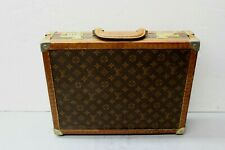 Gorgeous Louis Vuitton Monogram LV President Attache Briefcase Hard Case