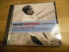 "ENGELBERT HUMPERDINCK ""THE DANISH COLLECTION"" 1998 CD 18 TRACKS SPECTRUM RECORDS"