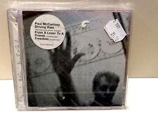 PAUL McCARTNEY  -  DRIVING RAIN  -  CD NUOVO E SIGILLATO