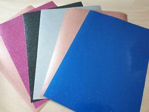 A4 Sheet Ritrama Gemstones Glitter - Self Adhesive Sign Vinyl Cricut Cameo Craft