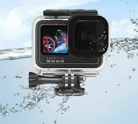 Waterproof Case For Action Camera GoPro Hero 9 Black Protective Underwater Cover