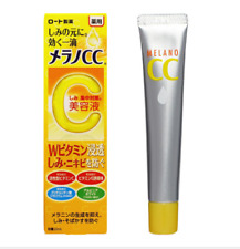 Rohto MELANO Anti-Aging Dark Spot Acne Remover Corrector Treatment Cream Serum