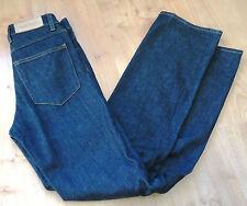 Acne Jeans size W26 L32 Women's Jeans Straight Leg Dark Blue NEW