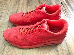 Nike Air Max 90 Ultra Moire Bright Crimson 819477-600 Gr. 49,5