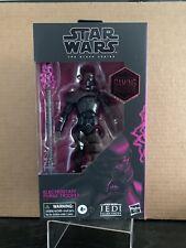 "Hasbro Star Wars The Black Series 6"" Electrostaff Purge Trooper Figurine"