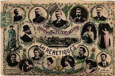 CPA   Souvenir des Fetes de Beziers - Les Heretiques    (511389)