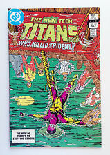 The New Teen Titans #33 (Jul 1983, DC)