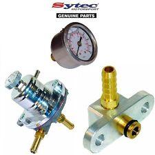 Sytec Benzindruckregler Satz + Benzinuhr - Toyota Starlet Glanza Turbo