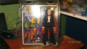 """Universal Studios Classic Monsters: Dracula. 8"""" Posable Action Figure. New"""