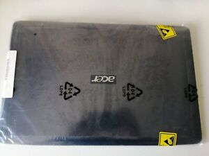 New Acer LCD Lid Cover Rear Top ASpire Hinges 7540G 7736G 7736Z 7736ZG 7740G
