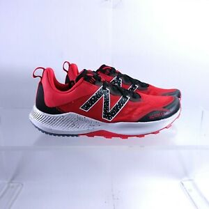 Size 11 Men's New Balance DynaSoft Nitrel V4 Trail Running Shoes MTNTRRB4 Red