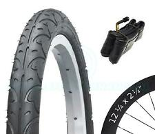 Bicycle Tyre Bike Tire - BMX / Freestyle - 12 ¼ x 2 ¼ - Bent Schrader Tube