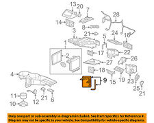 GM OEM-Hvac Heater Core 89018297