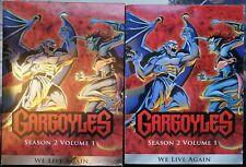 Gargoyles: Season 2 - Vol. 1 (DVD, 2005, 2-Disc Set)